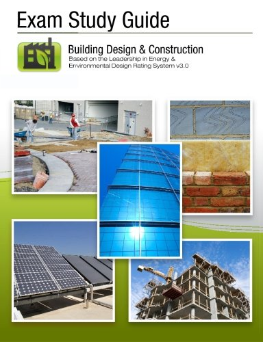 9781449920104: Building Design & Construction Exam Study Guide