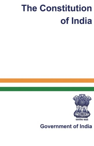 9781449922306: The Constitution of India