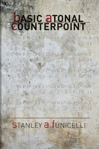9781449929534: Basic Atonal Counterpoint