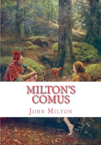 9781449940232: Milton's Comus