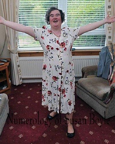9781449951757: Numerology of Susan Boyle