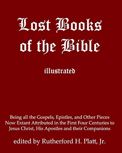 9781449964856: Lost Books of the Bible