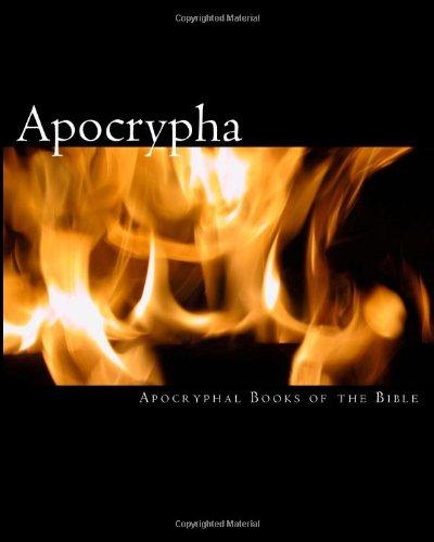9781449965914: Apocrypha: Apocryphal Books of the Bible