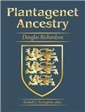 9781449966355: Plantagenet Ancestry: A Study in Colonial & Medieval Families - Greatly Expanded 2011 Edition, Vol. 3 only