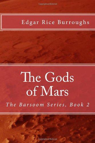 9781449967888: The Gods of Mars (John Carter of Mars)