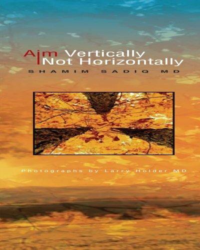9781449972646: Aim Vertically Not Horizontally: Self Help