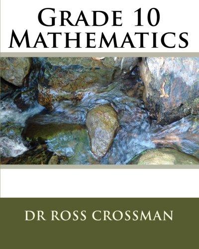 9781449980436: Grade 10 Mathematics