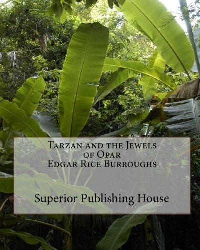 9781449988722: Tarzan and the Jewels of Opar Edgar Rice Burroughs