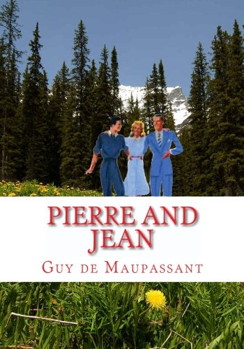 Pierre and Jean (1449993311) by Guy de Maupassant