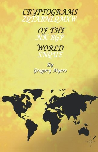 9781449994662: Cryptograms of the World