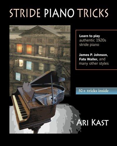 9781449996581: Stride Piano Tricks: How to Play Stride Piano