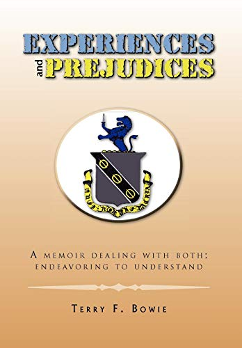 9781450013369: Experiences and Prejudices