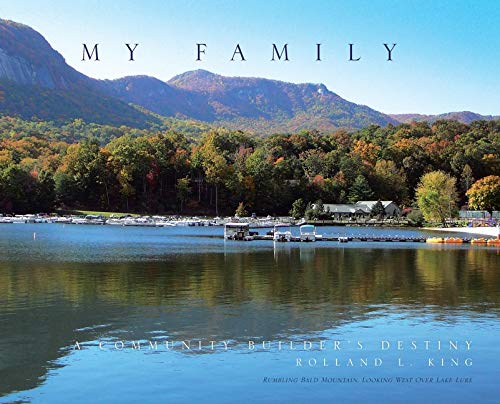 9781450027809: My Family - A Community Builder's Destiny
