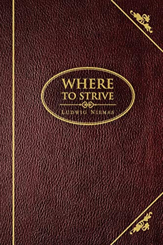 9781450030106: Where to Strive