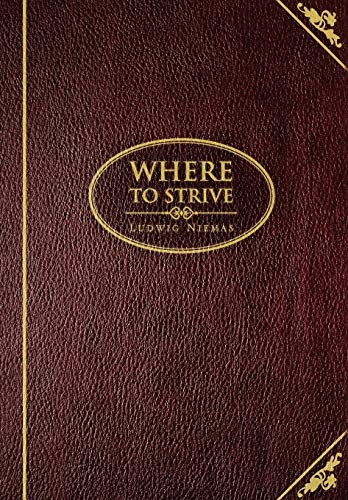 9781450030113: Where to Strive