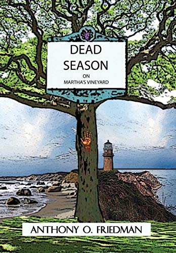9781450041089: Dead Season on Martha's Vineyard