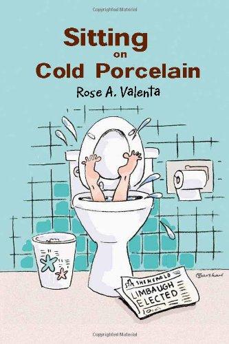 9781450044196: Sitting on Cold Porcelain