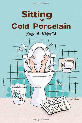 9781450044202: Sitting on Cold Porcelain