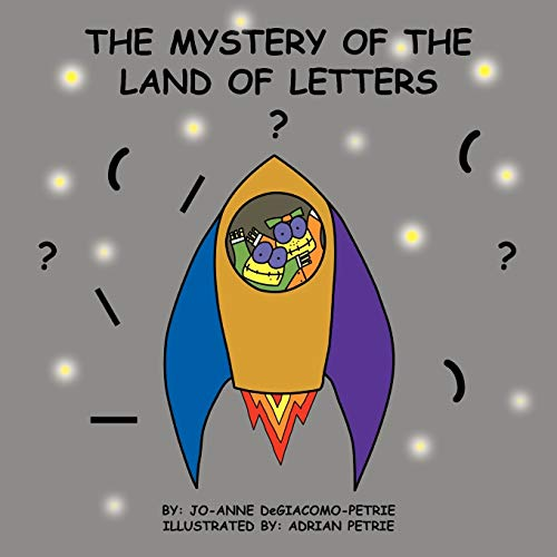 9781450052122: THE MYSTERY OF THE LAND OF LETTERS