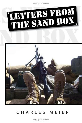 9781450053402: LETTERS FROM THE SAND BOX