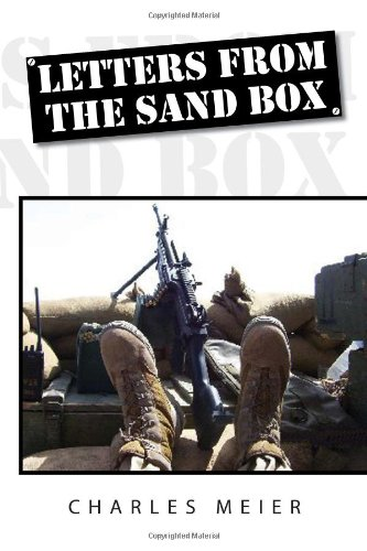 9781450053419: Letters from the Sand Box