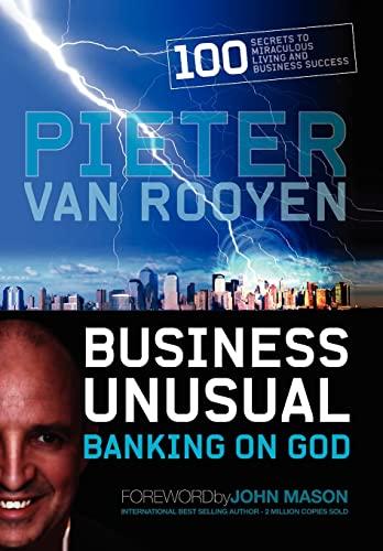 9781450057837: Business Unusual