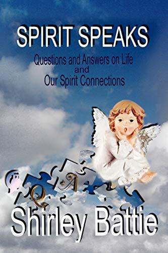 9781450061100: Spirit Speaks