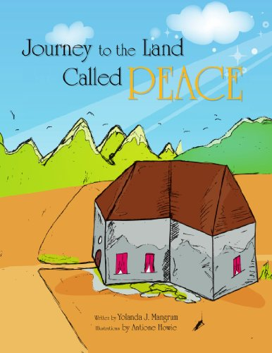 9781450077071: Journey to the Land Called Peace