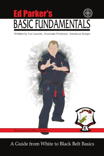 9781450083225: Ed Parker's Basic Fundamentals: A Guide from White to Black Belt Basics