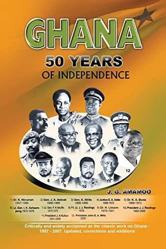 Ghana: 50 Year of Independence: Joseph Godson Amamoo