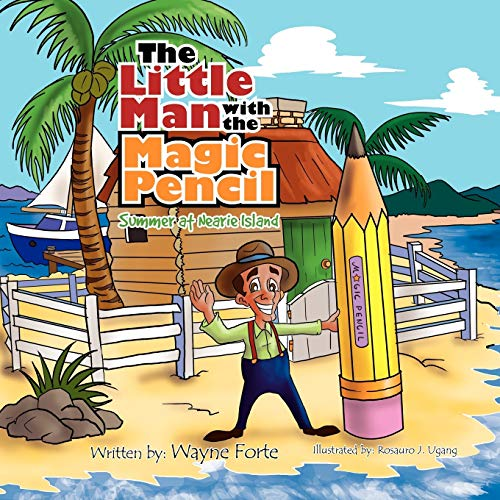 9781450090353: The Little Man with the Magic Pencil