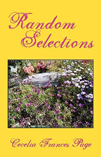 Random Selections: Cecelia Frances Page