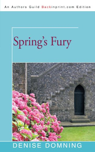 Spring's Fury (1450215556) by Domning, Denise