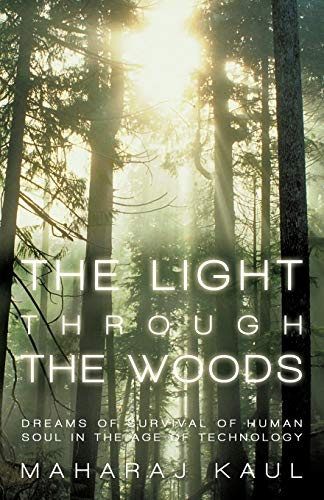 9781450233545: The Light through the Woods: Dreams of Survival of Human Soul in the Age of Technology