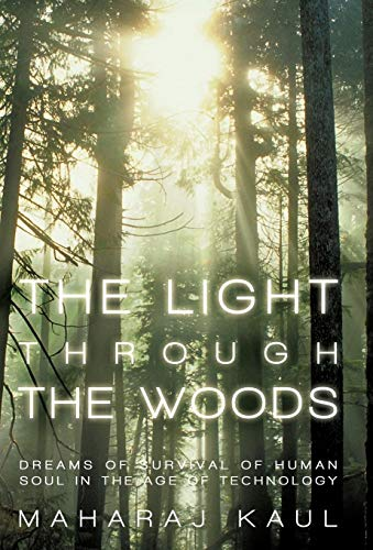 9781450233552: The Light through the Woods: Dreams of Survival of Human Soul in the Age of Technology