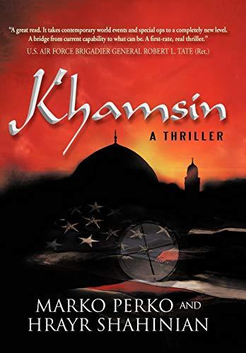 Khamsin: A Thriller: Marko Perko, Hrayr
