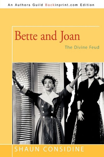 Bette and Joan: The Divine Feud: Shaun Considine