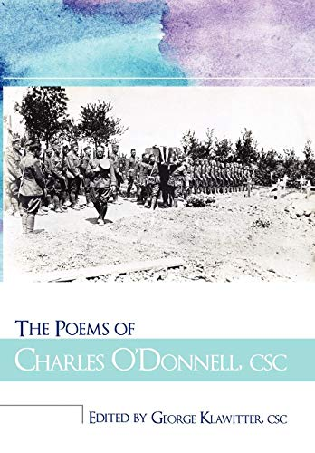 The Poems of Charles ODonnell, CSC
