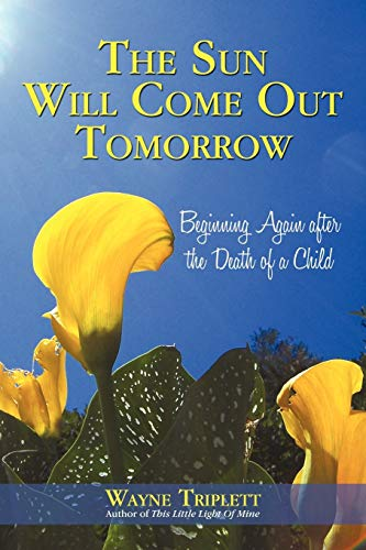 9781450250993: The Sun Will Come Out Tomorrow: Beginning Again After the Death of a Child