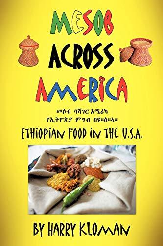 9781450258661: Mesob Across America: Ethiopian Food in the U.S.A.