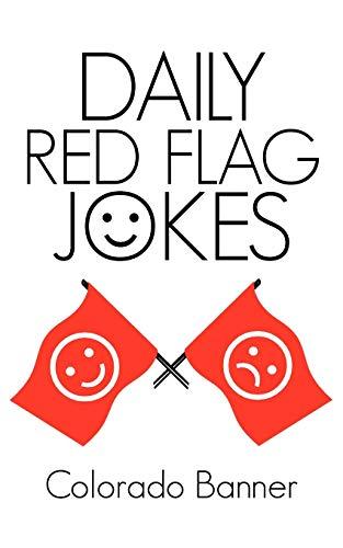 9781450282512: DAILY RED FLAG JOKES