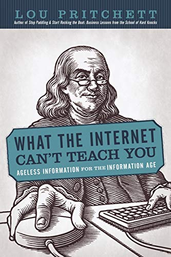 What the Internet Can't Teach You: Lou Pritchett