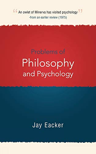 9781450296564: Problems of Philosophy and Psychology