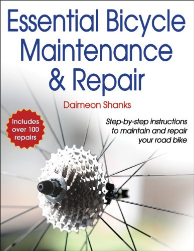9781450407076: Essential Bicycle Maintenance & Repair