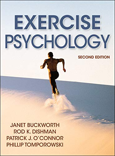 Exercise Psychology: Janet Buckworth; Rod