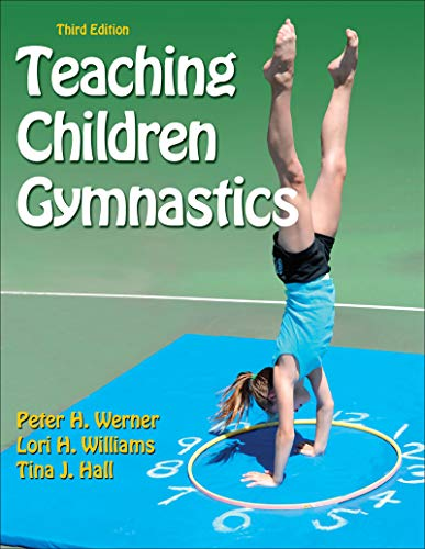 9781450410922: Teaching Children Gymnastics- 3rd Edition
