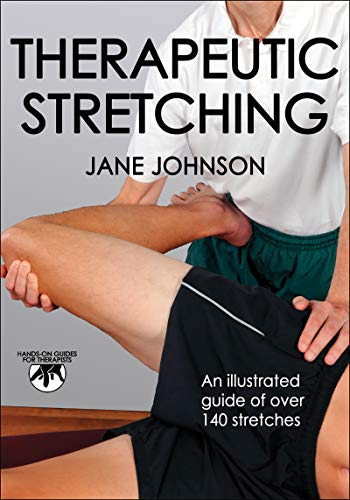 9781450412759: Therapeutic Stretching (Hands-On Guides for Therapists)