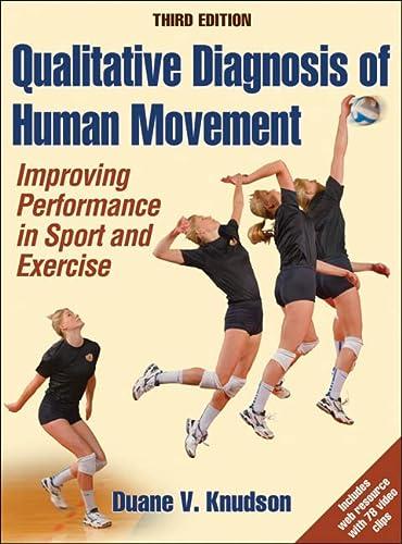 9781450421034: Qualitative Diagnosis of Human Movement