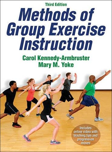 9781450421898: Methods of Group Exercise Instruction-3rd Edition With Online Video