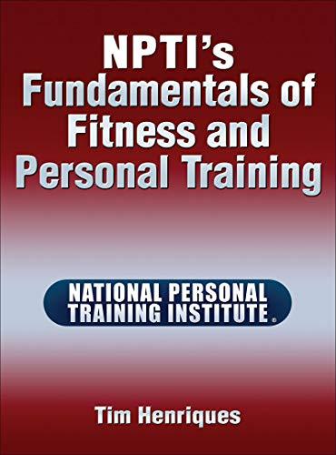 NPTI s Fundamentals of Personal Training (Hardback): Tim Henriques